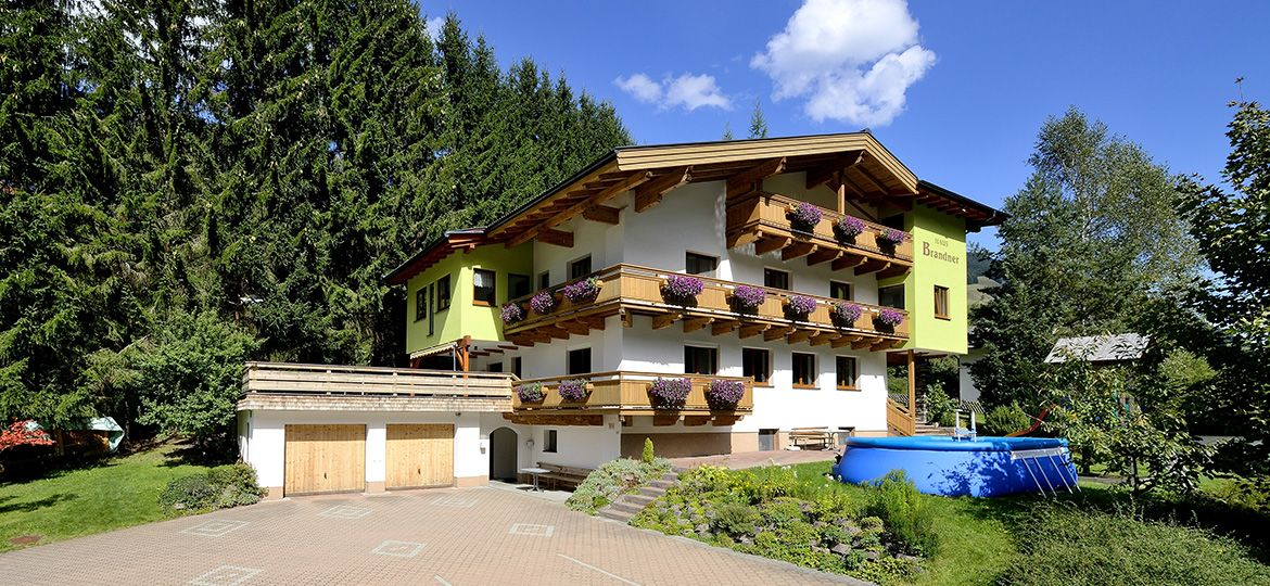 Haus Brandner - Bed & Breakfast Pension Viehhofen